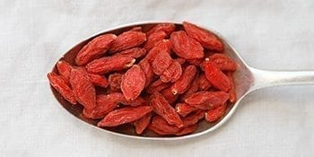 Goji Berries - Get a daily fix of antioxidants from these tangy little berries, add them to your own muesli mix.