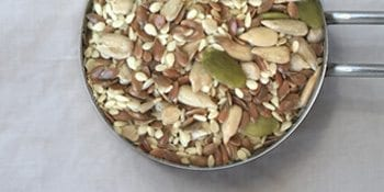 nutritional seed mix