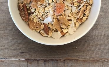 dietitian approved muesli