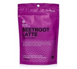 Beetroot Latte, Nutritional Latte