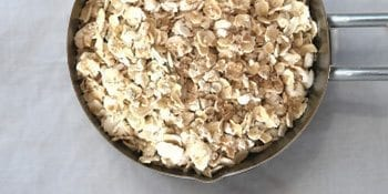 Organic Wholegrain Oats