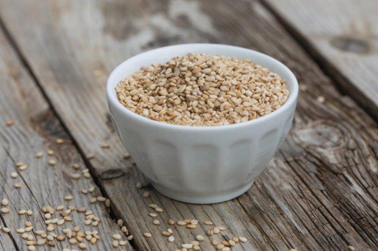 Sesame Seeds, nutritional powerhouse